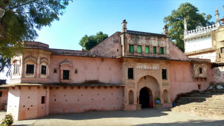 भोपाल का ऐतिहासिक गौहर महल
