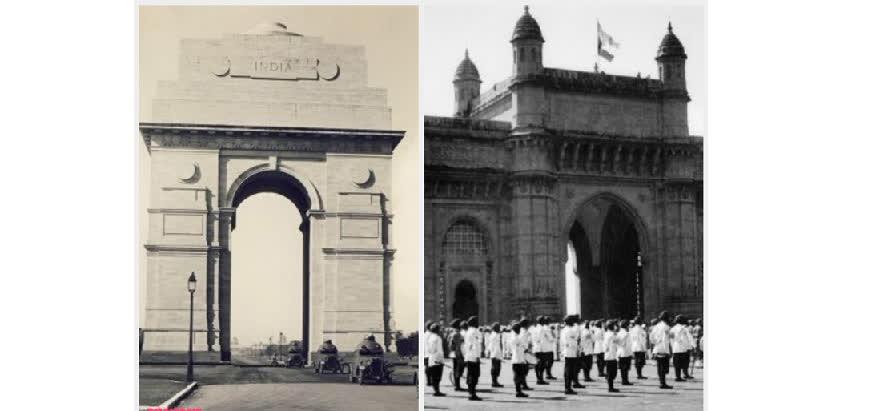 भारत के 2 सबसे महत्वपूर्ण गेट की कहानी