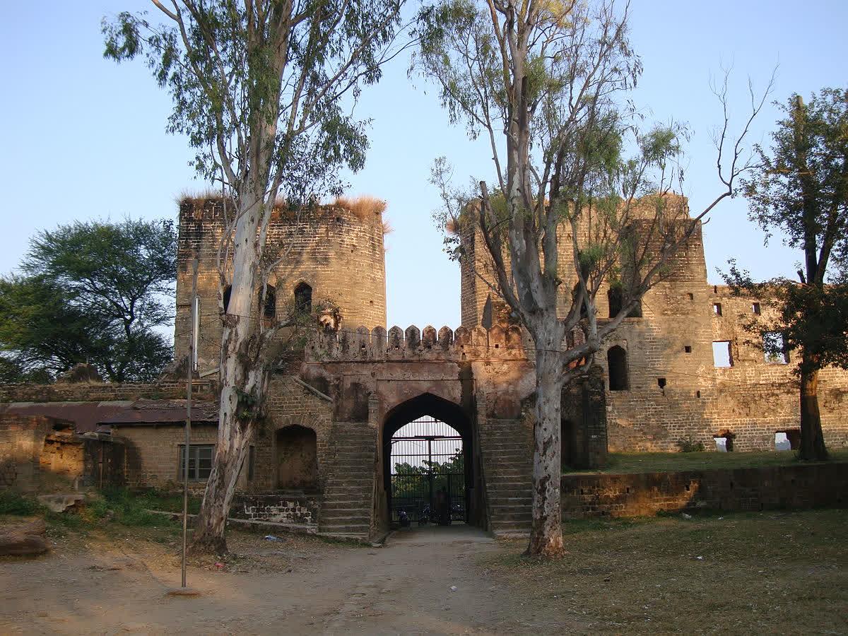 नूरपुर क़िला: कांगड़ा का एक नगीना