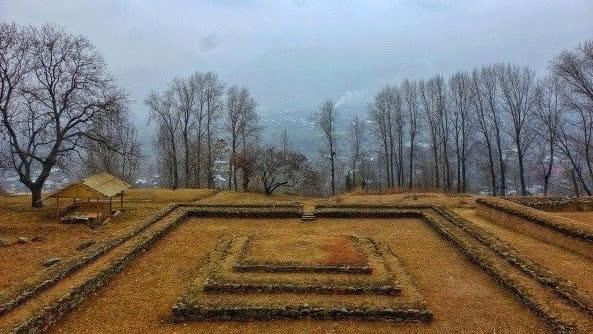 कश्मीर की भूली हुई विरासत