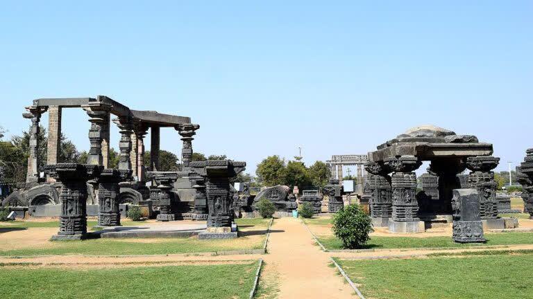 वारंगल का ऐतिहासिक क़िला