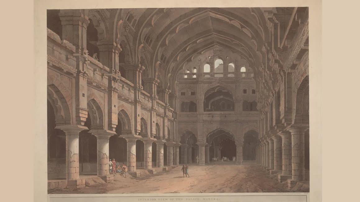 मदुरई पैलेस: एक राजा की धरोहर