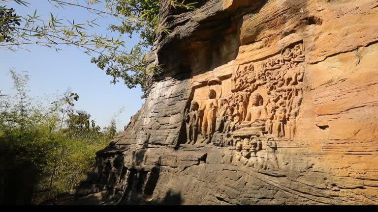 देवगढ़ की बौद्ध गुफाएं