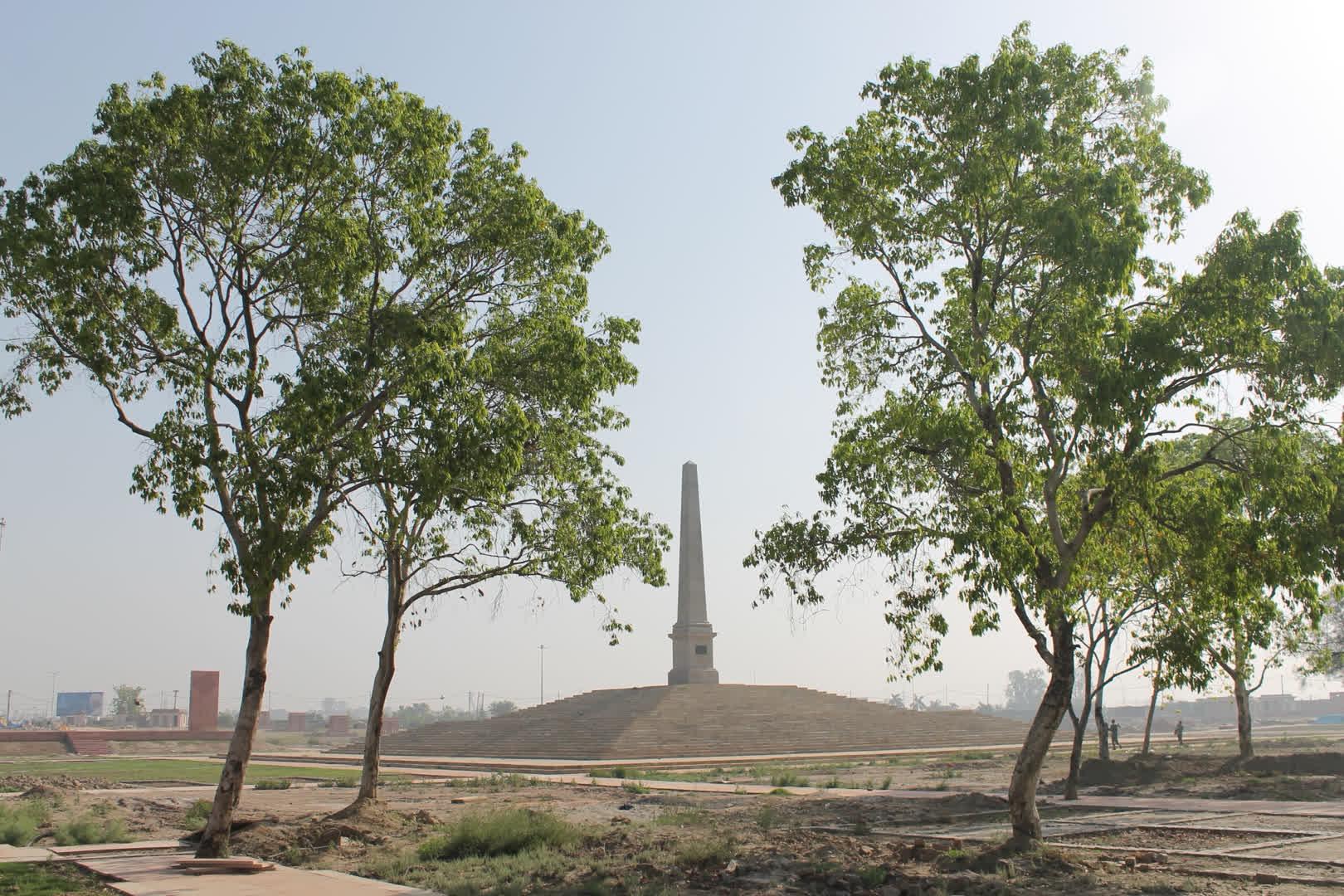 कोरोनेशन पार्क और उसके दिल्ली दरबार
