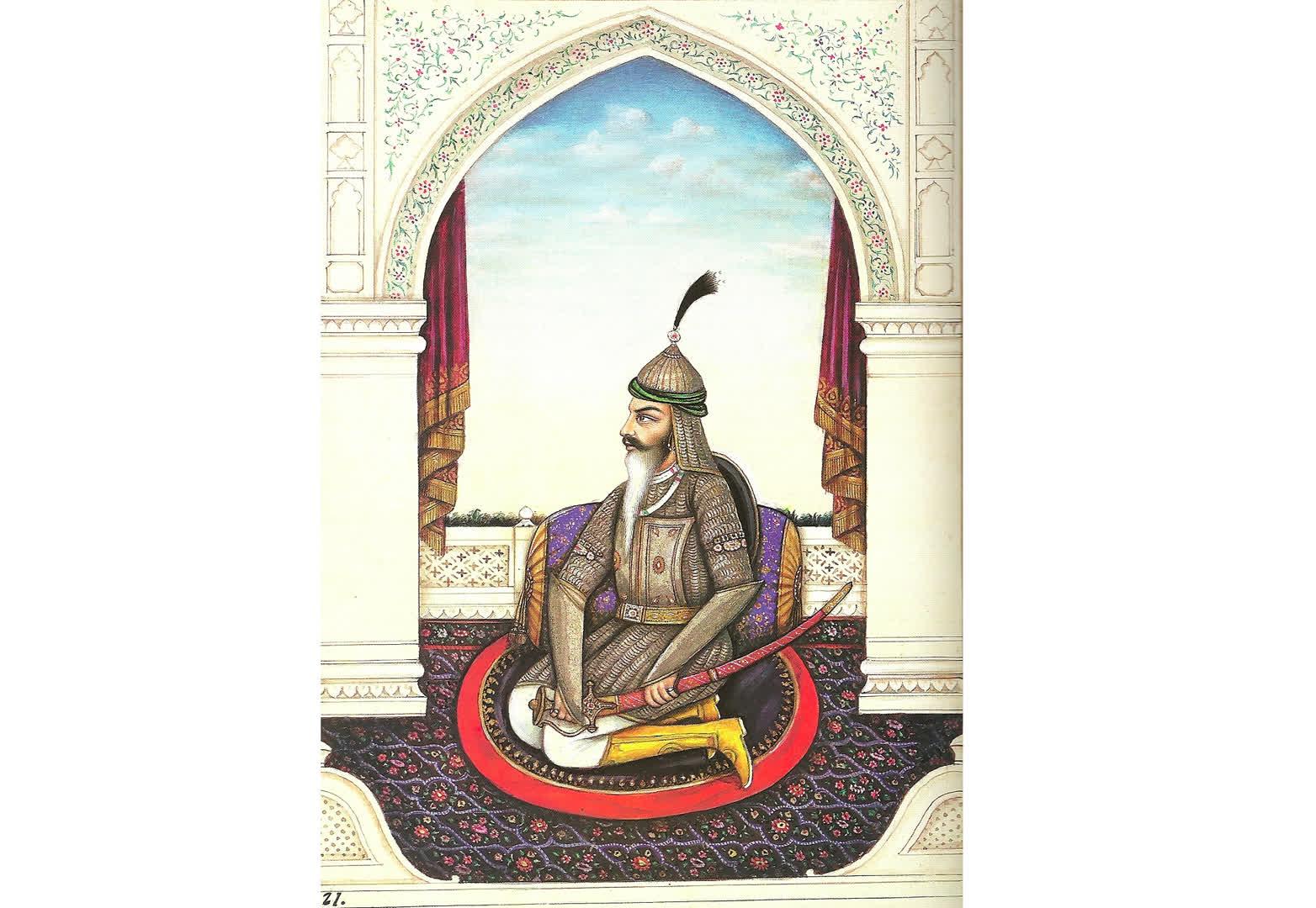 हरि सिंह नलवा और उनकी दो समाधियां
