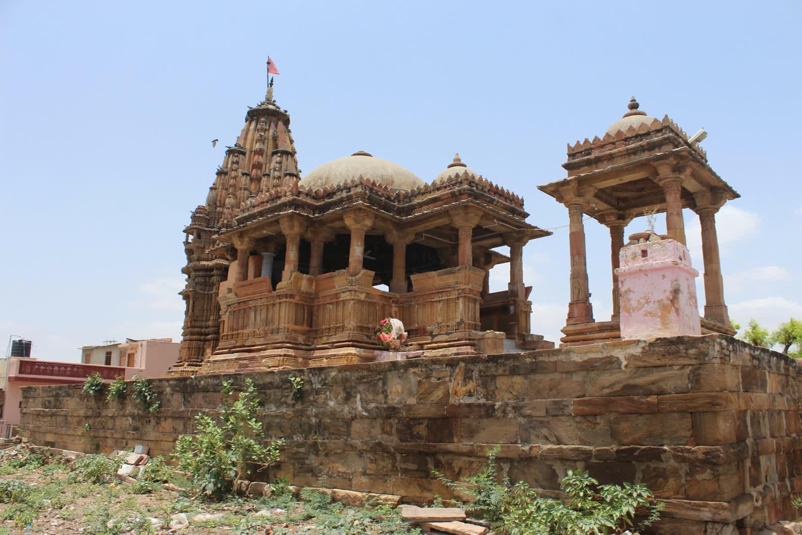 राजस्थान के थांवला का शिव मंदिर