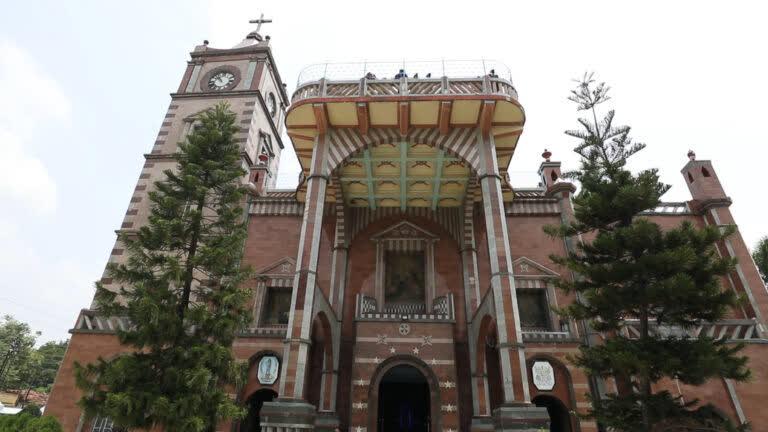 बण्डेल का महत्वपूर्ण चर्च