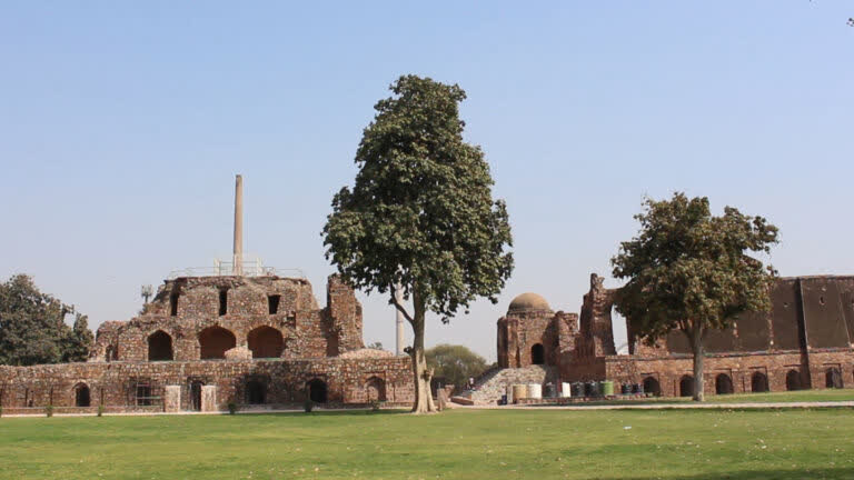 फ़िरोज़ शाह कोटला: दिल्ली का भूला हुआ शहर