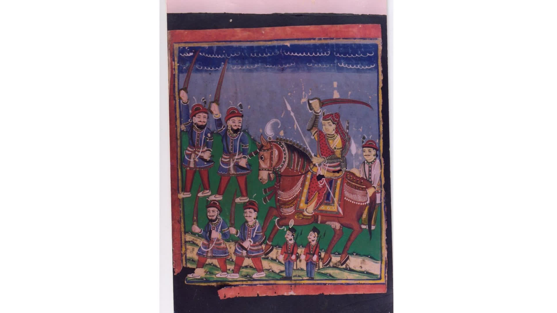 सुखलाल: झाँसी की रानी के दरबारी चित्रकार