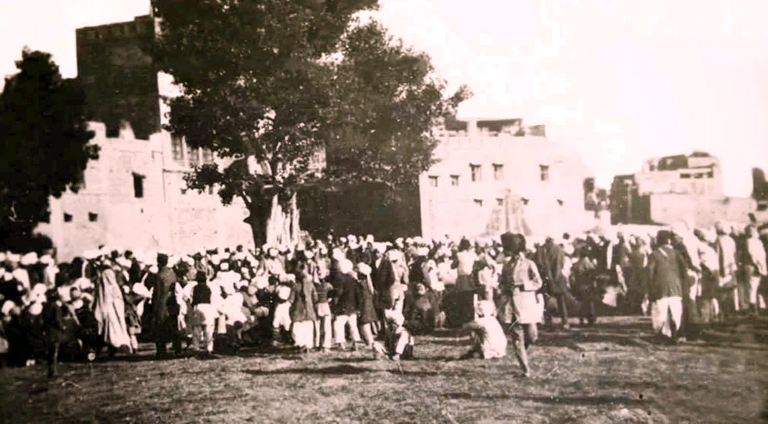 एक सदी बाद भी जलियाँवाला बाग़ नरसंहार के शहीद बेनाम