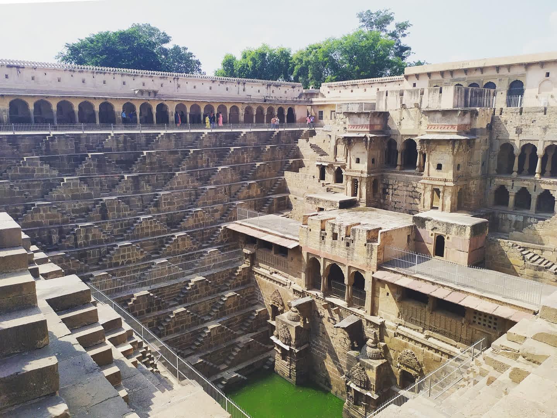 आभानेरी: राजस्थान का एक नगीना
