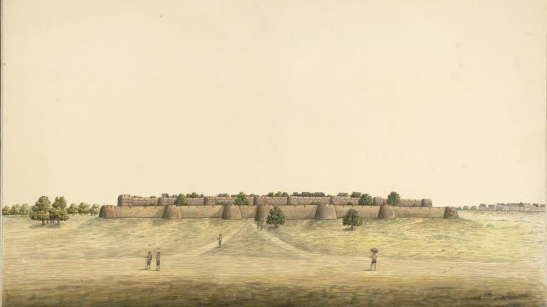 राजा नाहर सिंह और बल्लभगढ़ की बग़ावत