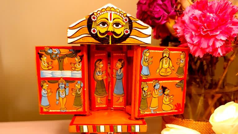 राजस्थान की वर्षों पुरानी कावड़ कला