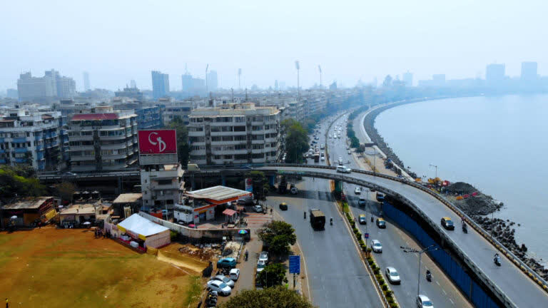 बॉम्बे रिक्लेमेशन: जिससे बसा मुंबई शहर