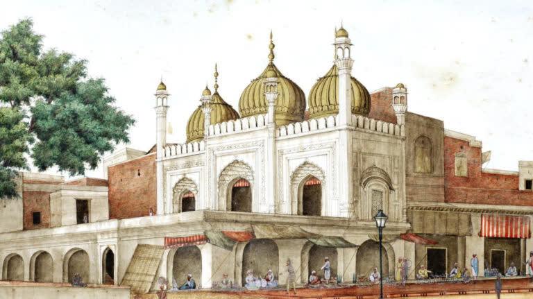 जब सुनहरी मस्जिद पहुंचा नादिर शाह