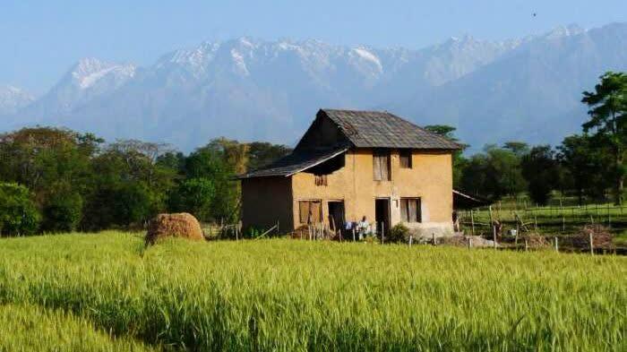 हिमाचल का अंद्रेटा गांव: जिसकी रग रग में बसी हैं कलाएं
