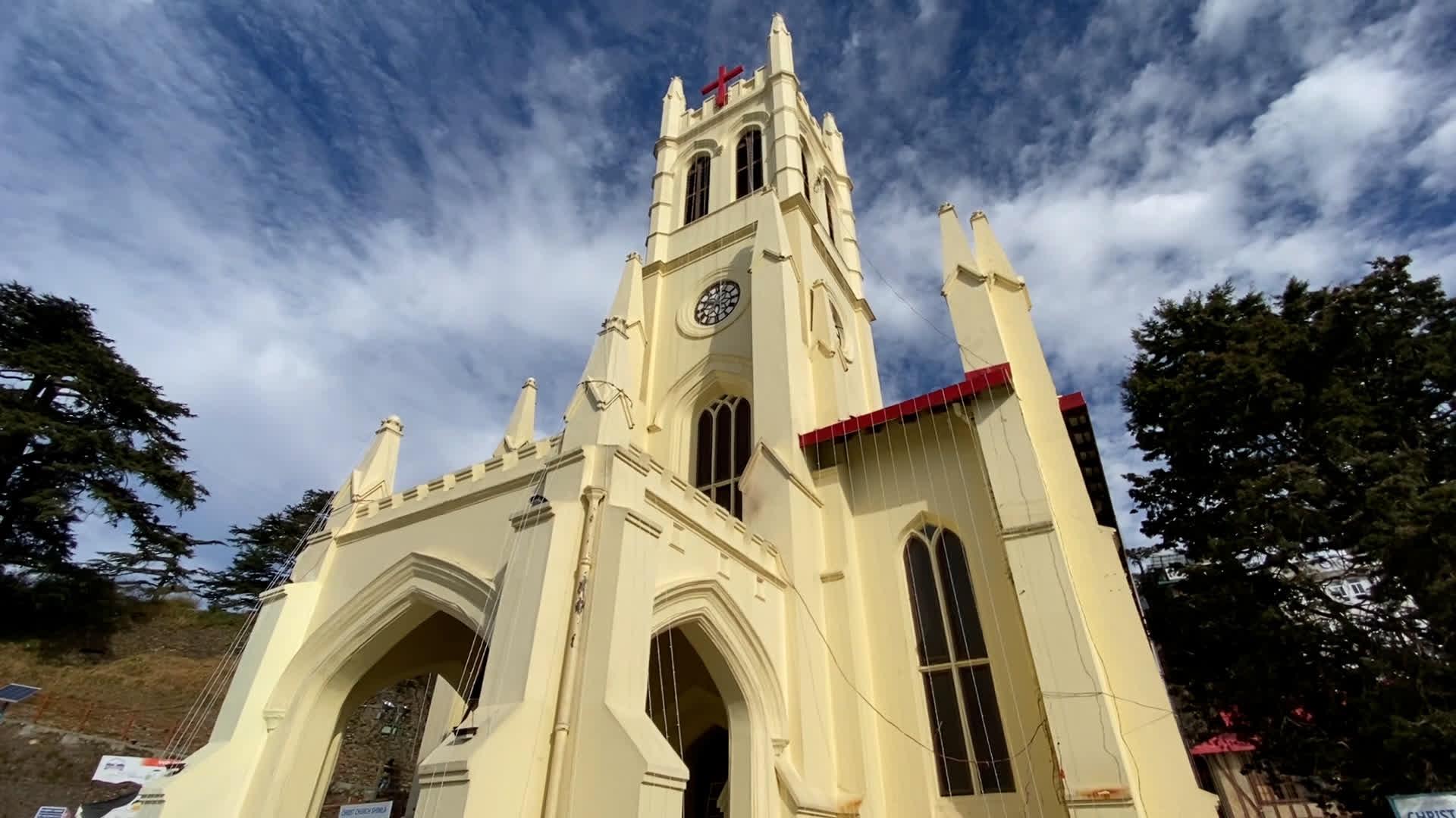 शिमला का अद्भुत क्राइस्ट चर्च