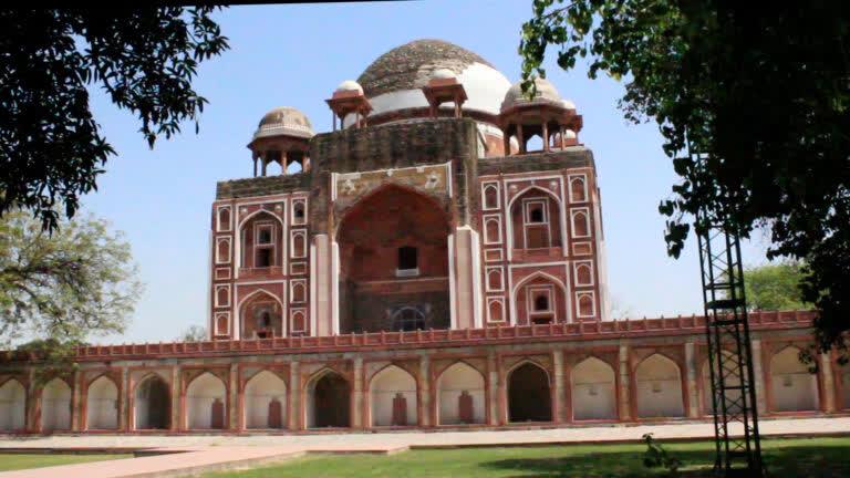 रहीम का मक़बरा: दिल्ली में ताज की एक निशानी