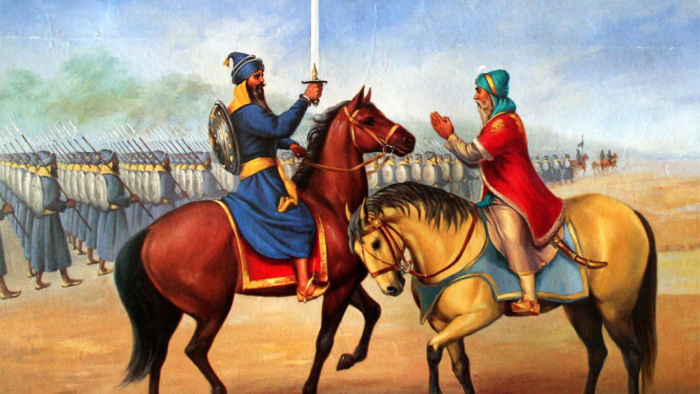 महाराजा रणजीत सिंह को कोड़े लगाए जाने का सच