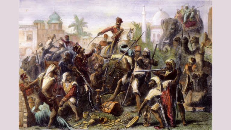 चटगांव और 1857 की बग़ावत