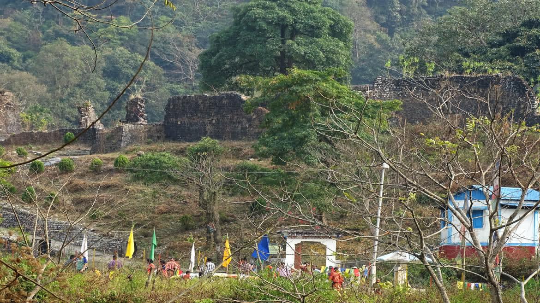 बक्सा क़िला: भूटान का गौरव, अंग्रेज़ों की बदनाम जेल