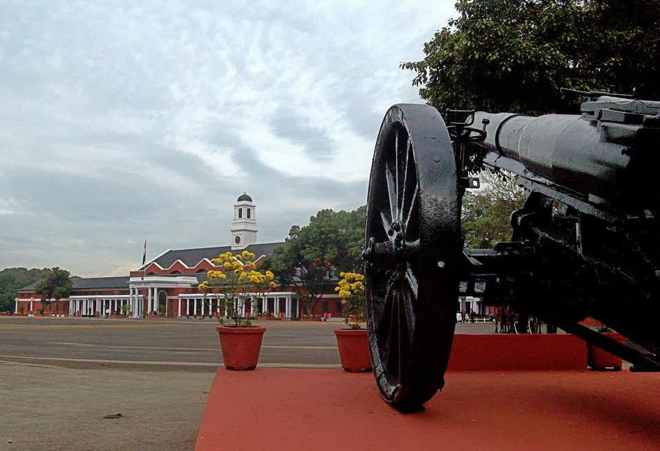 भारतीय सैन्य अकादमी, देहरादून: संघर्ष से सुरक्षा तक