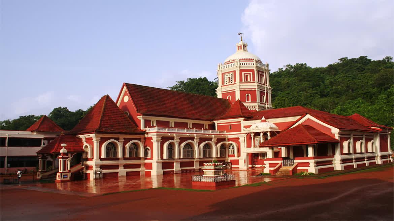 गोवा के अद्भुत मंदिर