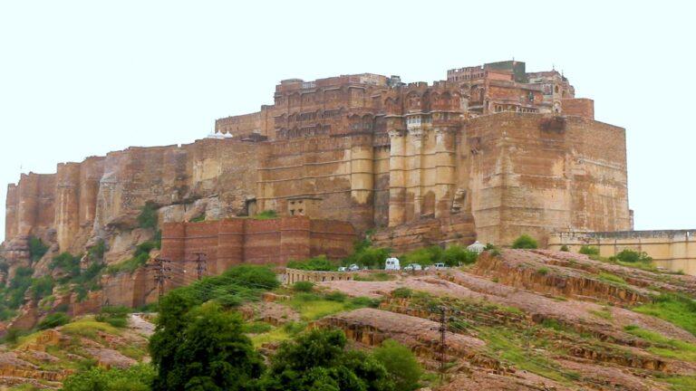 मेहरानगढ़ क़िला: मारवाड़ की शान
