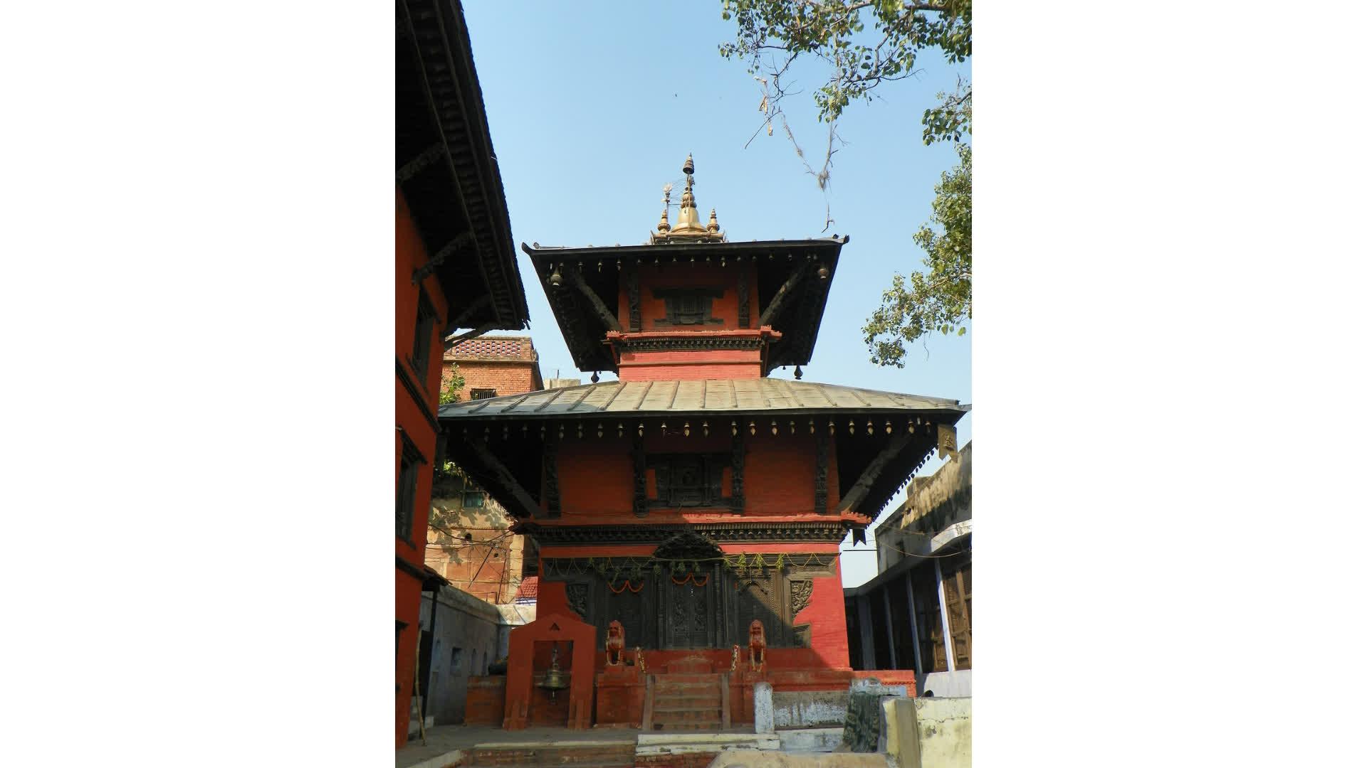 वाराणसी का नेपाली पशुपतिनाथ मंदिर