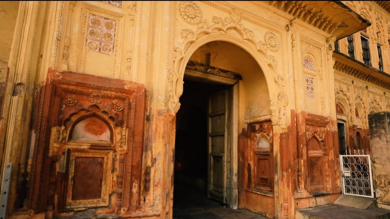 रानी महल: जहां रानी लक्ष्मीबाई ने रची अपनी युद्धनीति