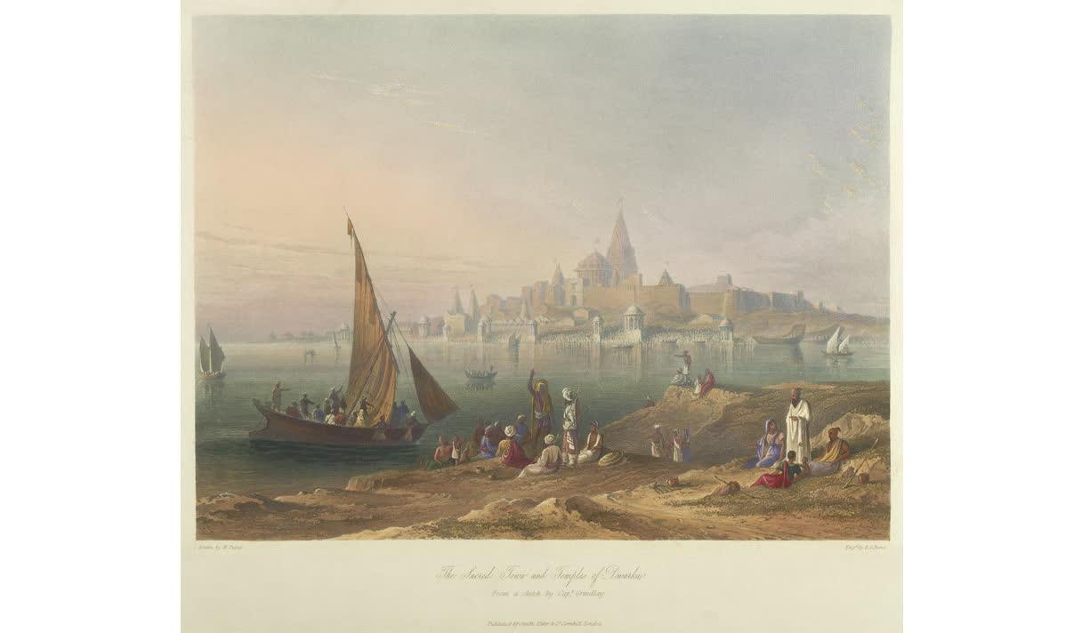 वाघेर विद्रोह: सौराष्ट्र में सन 1857 की बग़ावत
