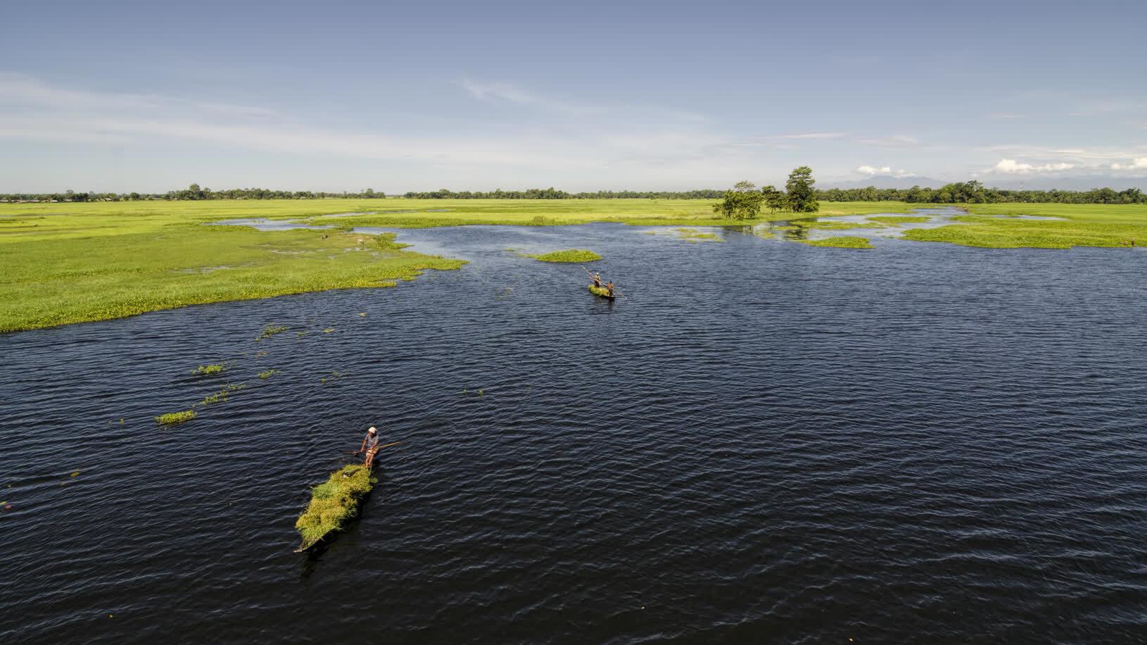 माजुली द्वीप: असमिया वैष्णववाद का केंद्र