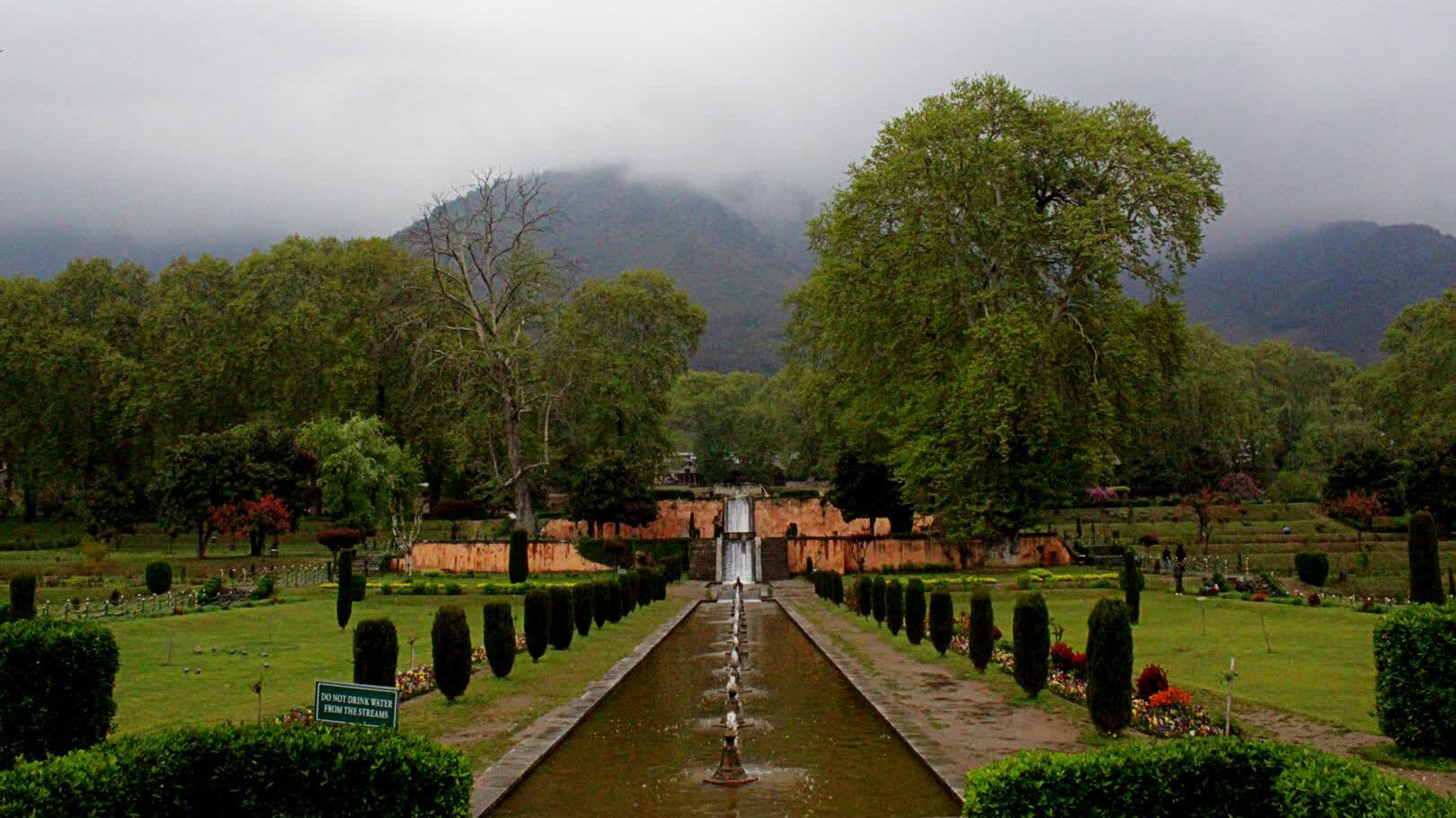शालीमार गार्डन: मुग़लों के प्रकृति और वास्तुकला प्रेम के गवाह
