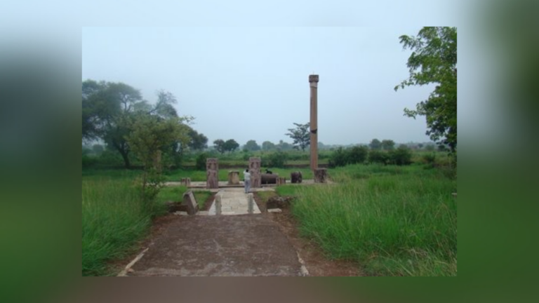 मंदसौर के ऐतिहासिक स्तंभ शिलालेख