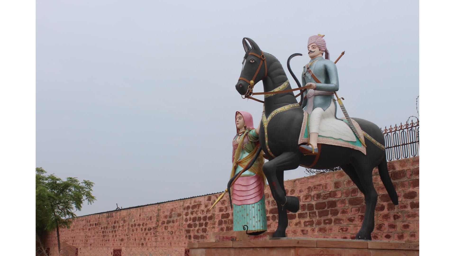 राजस्थान के लोक देवता तेजाजी महाराज