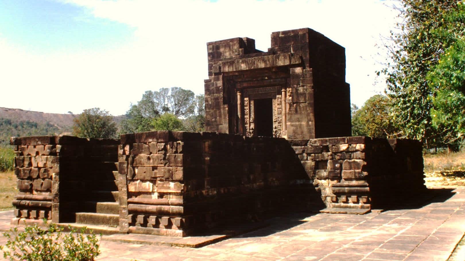 मध्य भारत के सबसे पुराने नचना मंदिर