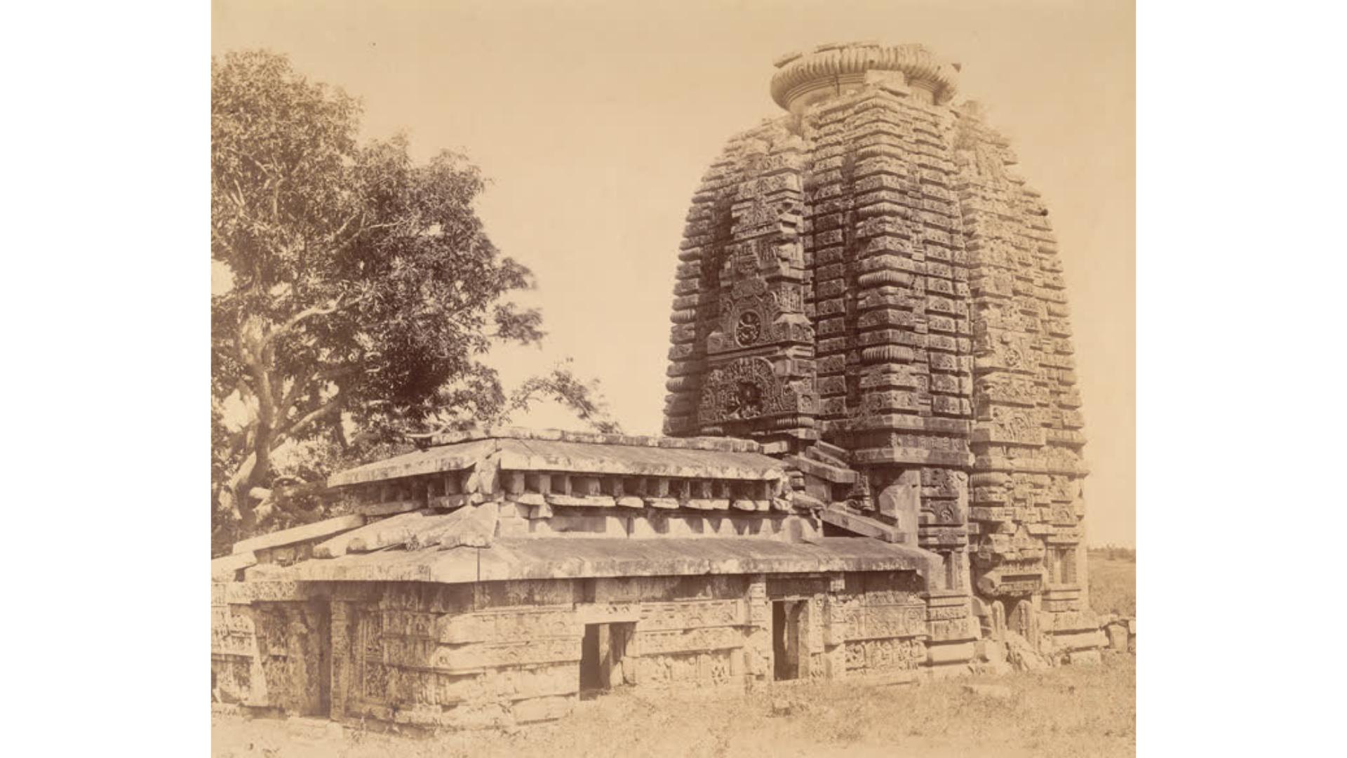 परशुरामेश्वर मंदिर: ओडिशा के सबसे पुराने मंदिरों में से एक