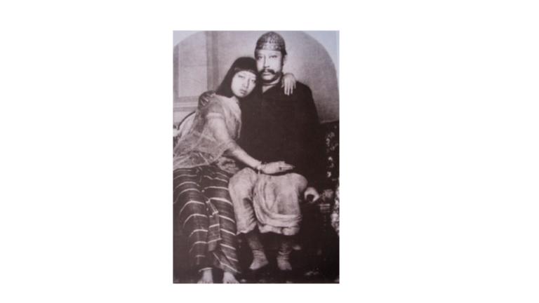 त्रिपुरा का शाही परिवार और भारत की पहली सेल्फ़ी