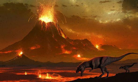 दक्कन के ज्वालामुखी: डायनासोर के विलुप्त होने का कारण?