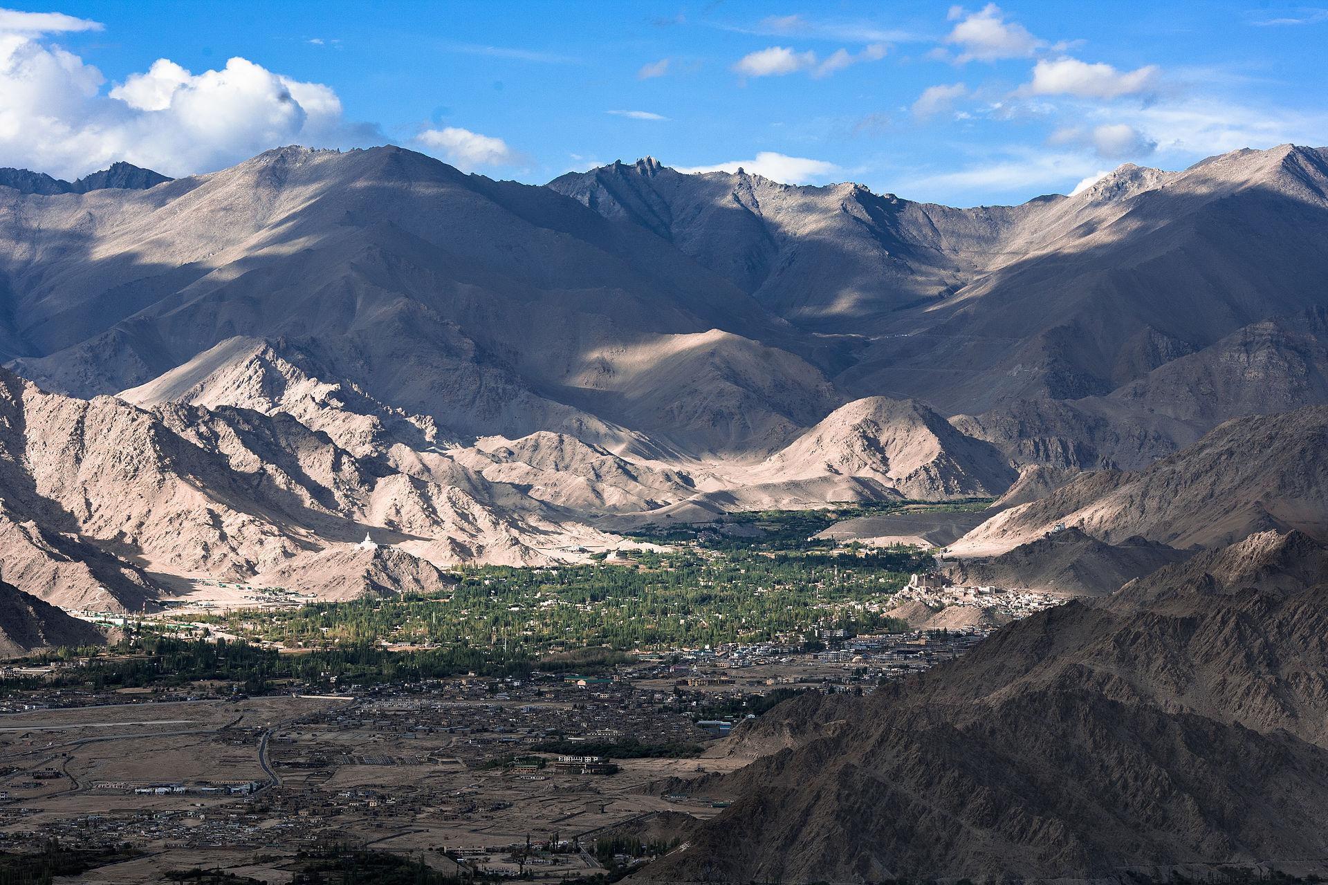 लद्दाख का भूविज्ञान: अतीत और भविष्य की कड़ी