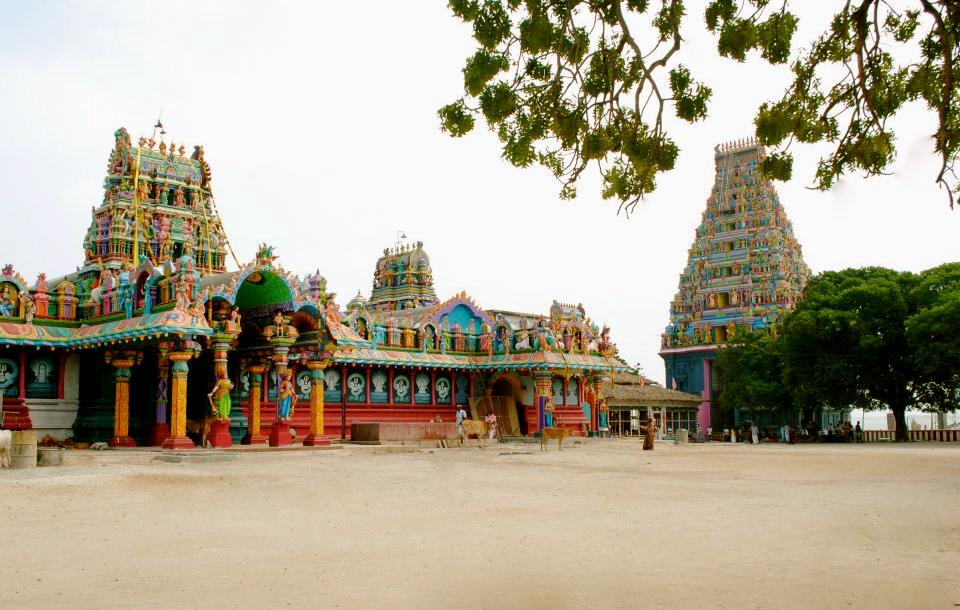 नैनातिवु नागापोशनी अम्मान मंदिर: श्रीलंका का शक्तिपीठ मंदिर