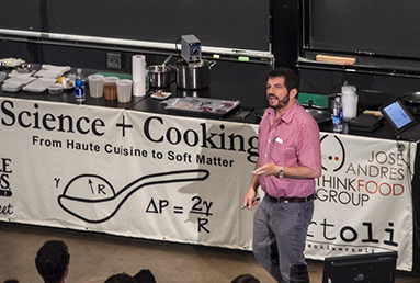 Science and Cooking: From Haute Cuisine to Soft Matter Science