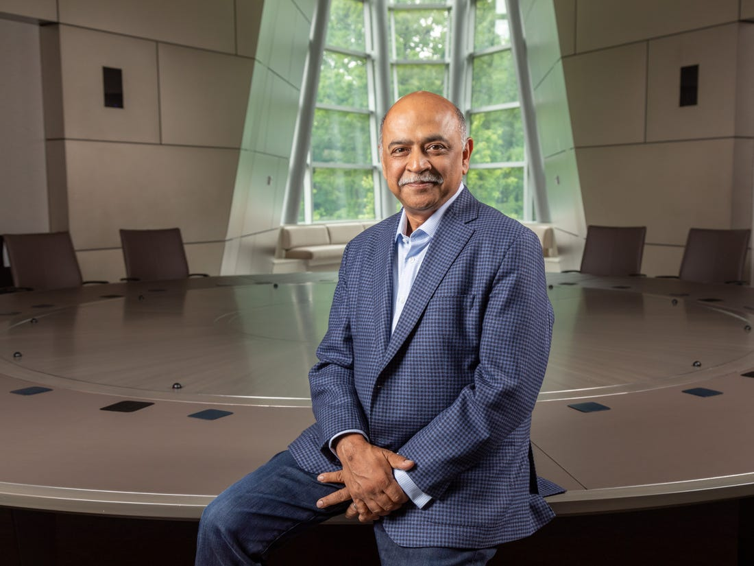 Five Key Drivers Fueling the Rise of new IBM CEO Arvind Krishna