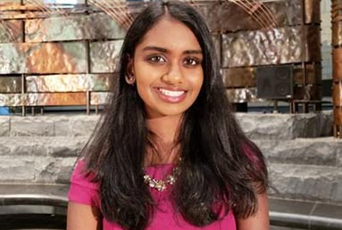 Meet Kavya Kopparapu the 19-year old Harvard student who just won $10,000 for brain cancer research