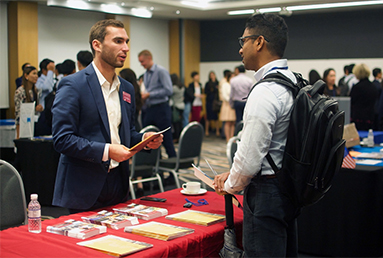 If you're interested in pursuing an MBA, you need to check out the MBA tour