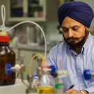 How America's top inventor Gurtej Sandhu gives back to students