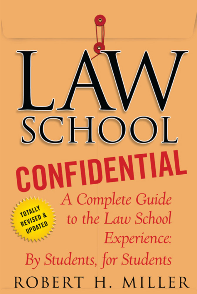 Book Review: Law School Confidential