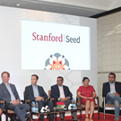 Stanford Seed's inaugural India program starts off in Chennai with 45 business owners