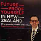 What New Zealand has to offer international students is opportunity