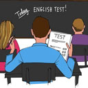 Taking a Test of English